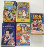 Div VHS Kassetten für Kinder