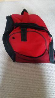 Tasche für Sport -Rot