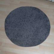 Teppich Shaggy grau