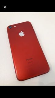 iPhone 7 Rote 128 gb