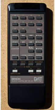 Denon RC 409 DAT original
