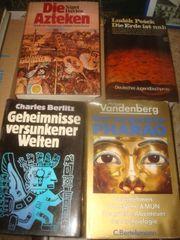 14 Bücher im Paket - Archäologie -