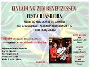 Festa Brasileira im Gemeindehaus Schwarenbergstr