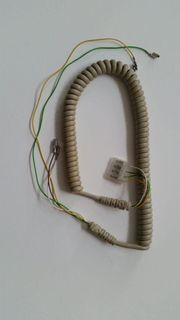 Alte Telefonleitung