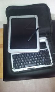 HP Compaq Tablet PC TC-1100
