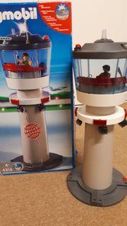 Playmobil 4313 Tower mit Blinklicht
