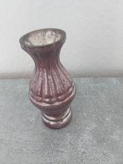 Depot Glas Vase rosa Gold