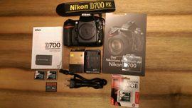 Digitalkameras, Webcams - Nikon D700 12 1 MP