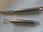 Haushaltsartikel Besteck Pellkartoffelset Messer und