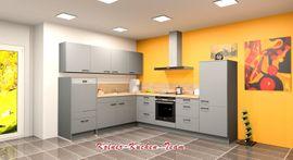 Küchenzeilen, Anbauküchen - Küche von Nobilia 245 x
