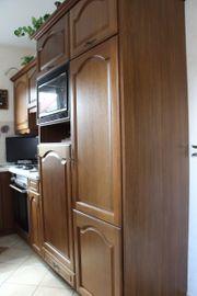 Küchenmöbel Einbauküche mit Geräten