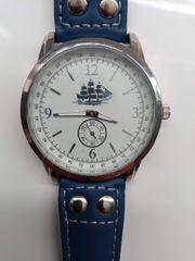 Armbanduhr Chronograph Dreimastsegler