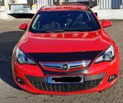 Topzustand Opel Astra GTC mit