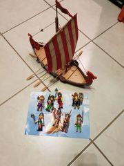 Playmobil 3150 Wikinger Schiff Spielzeug