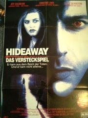 Das Versteckspiel Hideaway Orginal Plakat