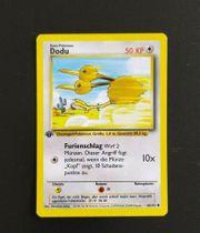 Pokemon Karte Dodu 48 102