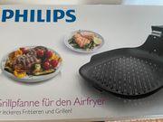 Philips Airfryer Grill-Pfanne für HD9240