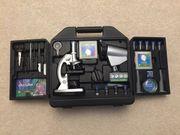 Mikroskop Set von Tchibo - wie
