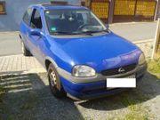 Opel Corsa Benziner mit 153534