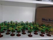 blue brixx Bäume 24 Stück