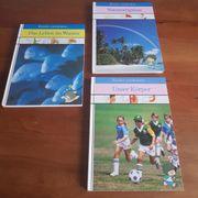 Kindersachbücher Kinder entdecken 3 Bände