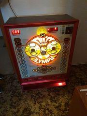 Merkur Disc Olympia Spielautomat