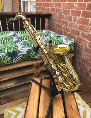 Altsaxophon Serie III Henri Selmer