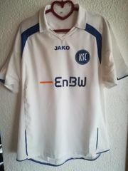 KSC fussball shirt Größe M