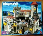 Große Löwenritterburg Playmobil 4865