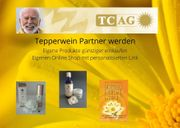 Werde Partner der TCINT - Gesundheitsprodukte Körper