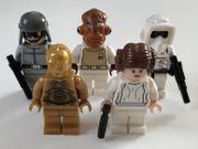 LEGO® Star Wars Minifiguren Sammlung