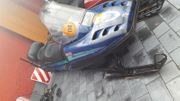 Motorschlitten schneemobil polaris skidoo Snowmobil