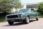 1967 Ford Mustang Bullitt 289