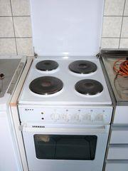 Neff Elektroherd 4 Platten und