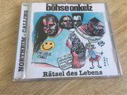 Böhse Onkelz CDs aus Sammlung-
