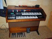 Orgel Heimorgel GEM F3 mit