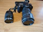 Nikon F80 mit Zubehör