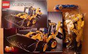LEGO TECHNIK MINI-BAGERLADER MODELLNUMMER 42004