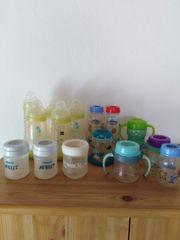 Babyflaschen und Zubehör
