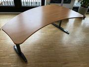 Schreibtisch für Computer- und Büroarbeiten