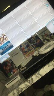 Nintendo Wii Konsole mit Zubehör