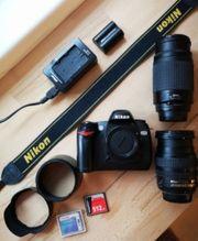 Digitale Spiegelreflexkamera - Nikon D70
