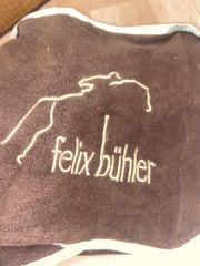 Felix Bühler Abschwitzdecke braun Größe