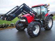 CASE IH Maxxum 125 Traktor