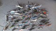 Hubschrauber Modellsammlung