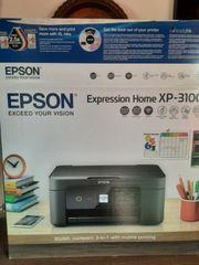 Neu Epson Expression Home XP-3100