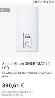 Stiebel Eltron DHB E 18