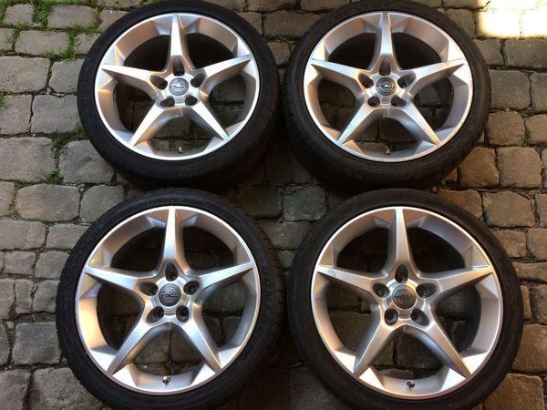 18 Zoll Opel Astra H