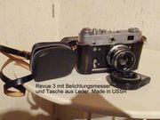 Fotokamera REVUE 3