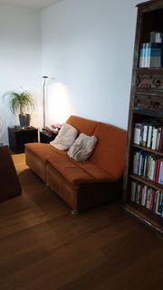 4 Retro Sessel mit Auflagen